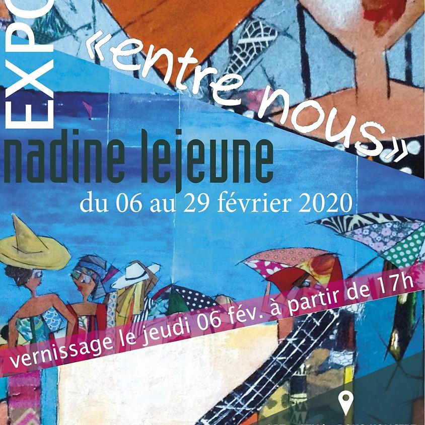 """""""Entre Nous"""" - Nadine Lejeune"""
