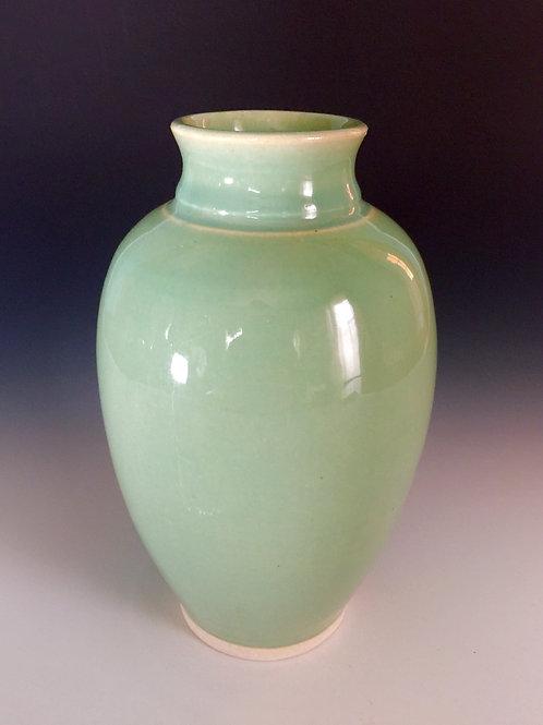 Celedon Porcelain Vase