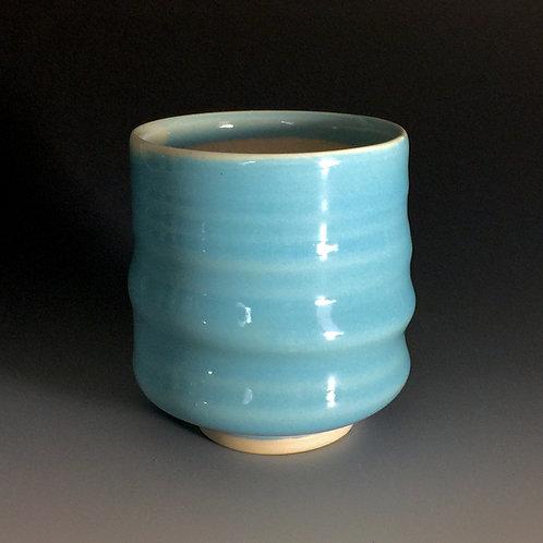Turquoise Porcelain Teabowl