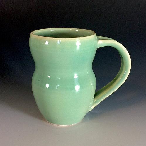Porcelain Celedon Mug