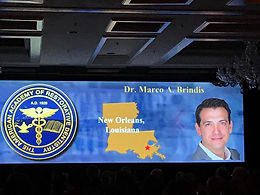 October 2019 Program - FULL day with Dr. Marco Brindis.
