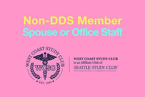 Non-Dentist Membership