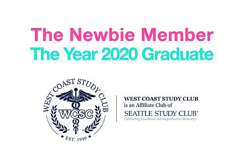 The 2020 Graduate Membership