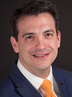 Meet Dr. Marco Brindis, our October 2019 speaker!