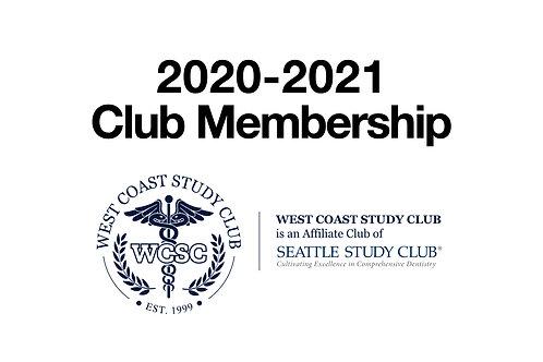 2020-2021 WCSC Membership