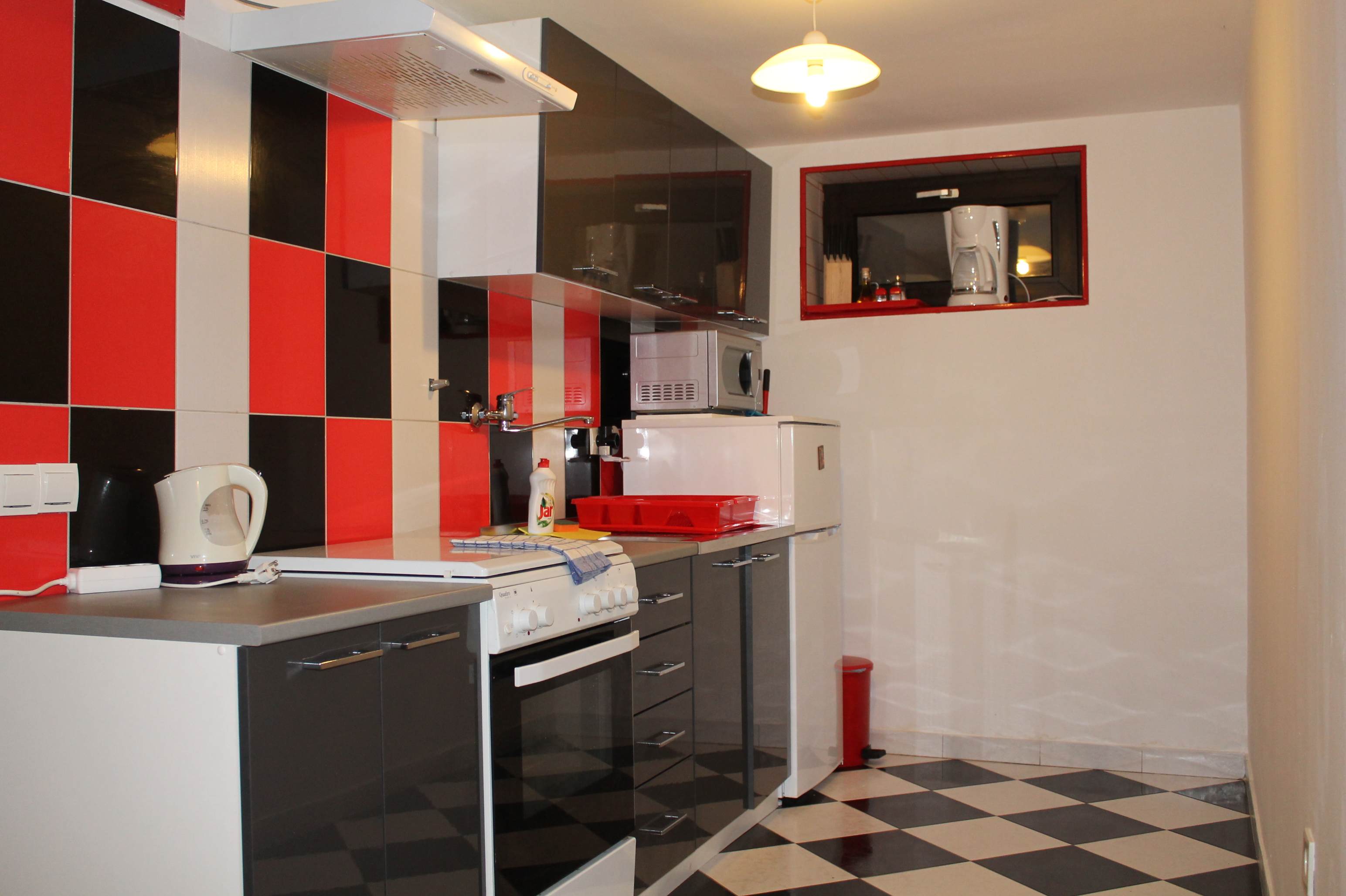 Kitchen Apartment Tango