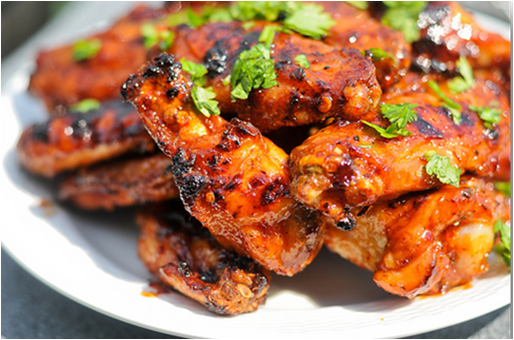 Asian Chili Chicken