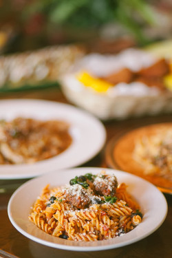 WithStyle Catering Signature Gluten & Vegetarian Pasta