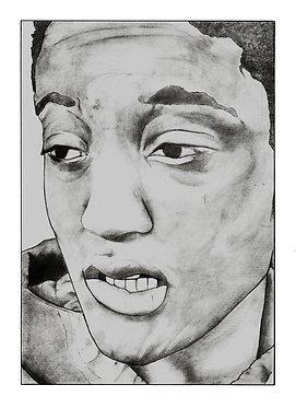 SYD THA KYD — 28 x 38 cm. Print