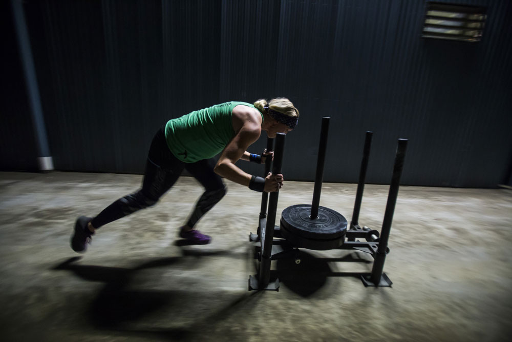 Scaling CrossFit for Pregnancy
