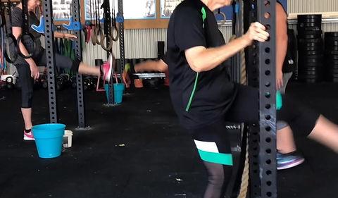 CrossFit Seniors fitness classes in Jimboomba