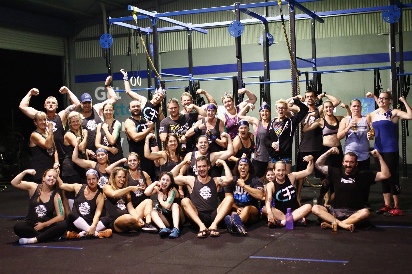 2017 CrossFit Open