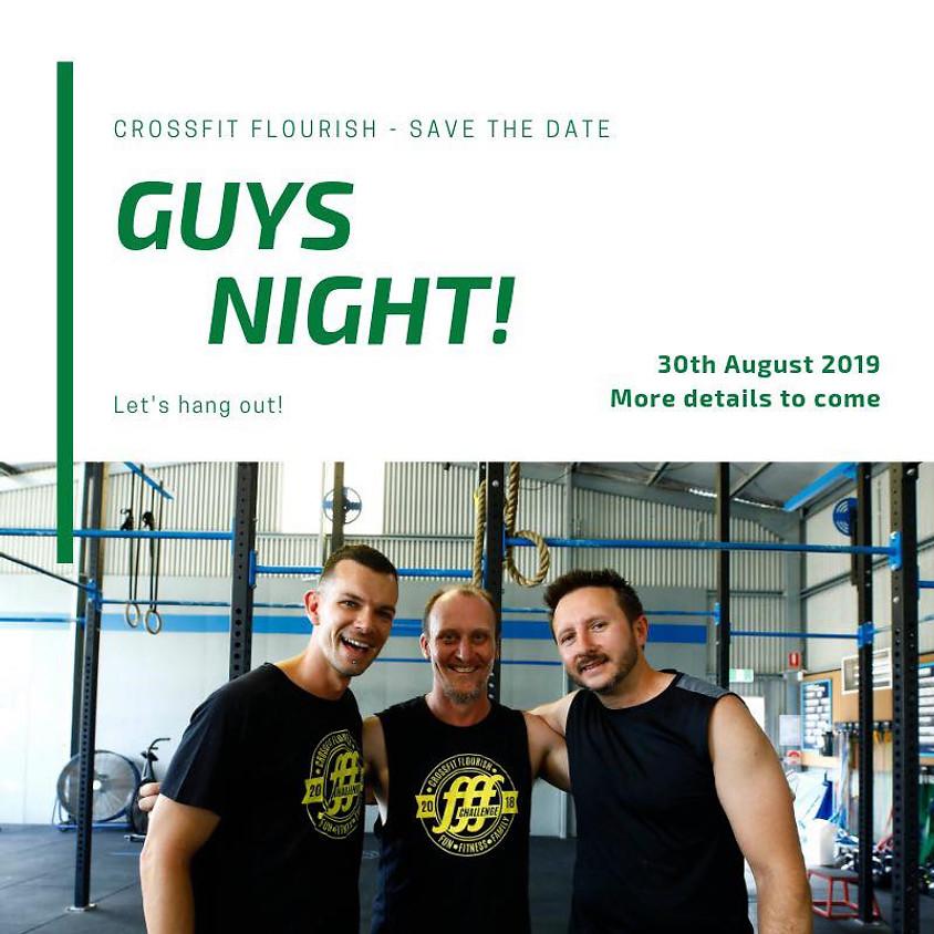 2019 Guys Night!