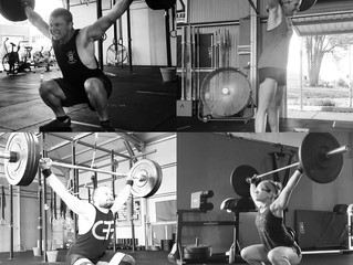 Crossfitters, how many sessions per week should you do of weightlifting?