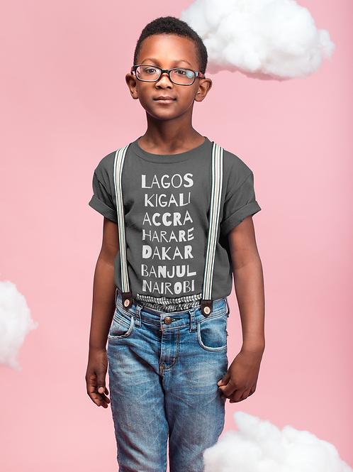 AfriCities T-shirt