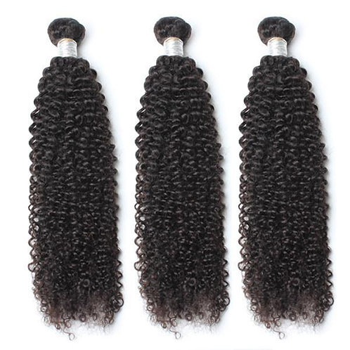 "Kinky Curly 10"" - Natural Colour 1B"