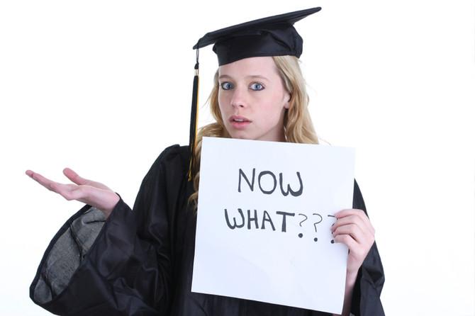 3 Reasons Graduates are Working Menial Jobs