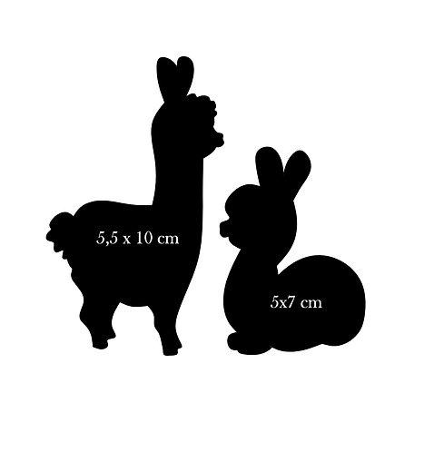 Set Llamas