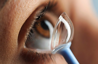 Custom scleral contact lenses for irregular corneas