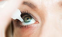 Dry eye specialist - Dr.Kaur can recommend eye drops to help reduce dry eye symptoms