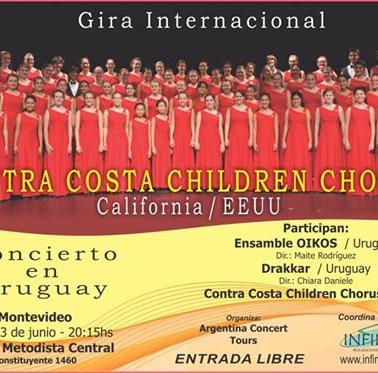 Concierto Infinito - Iglesia Metodista