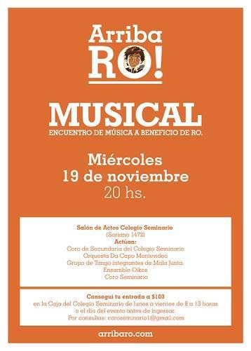 Arriba Ro! Musical