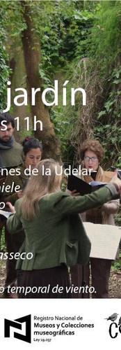 Coros En el Jardín - Quinta Vaz Ferreira