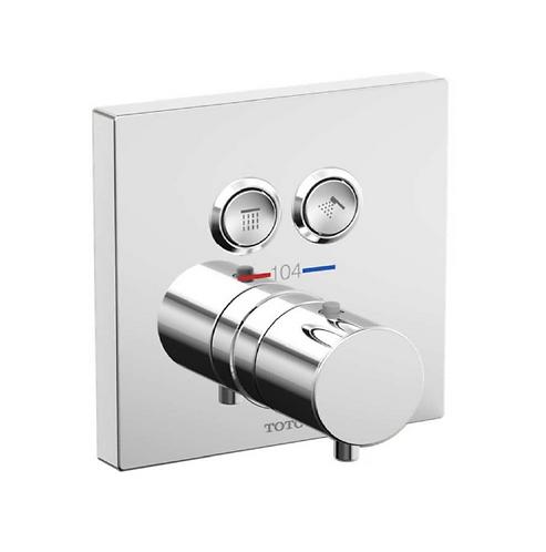 Válvula termostática botón + Mini Unit