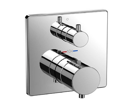 Válvula termostática llave + Mini Unit