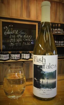 Light Cahill Wine