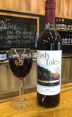 Mountain Fork Red Wine