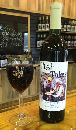 First Fish Wine