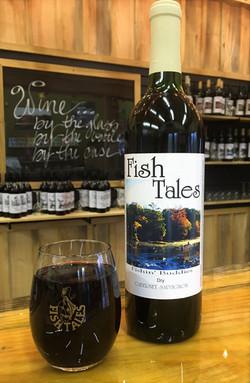 Fishin' Buddies Wine