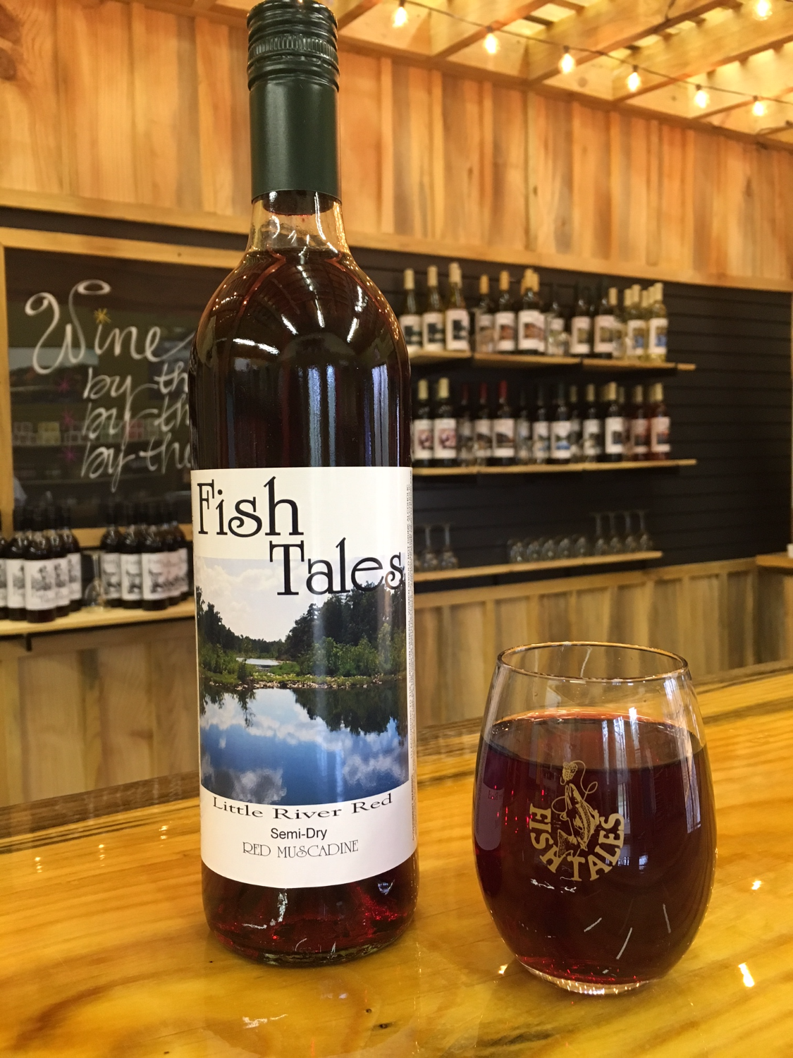 Little River Red Wine