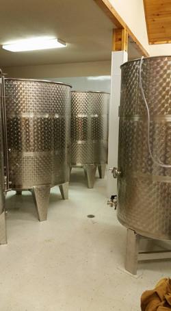 Wine Vats