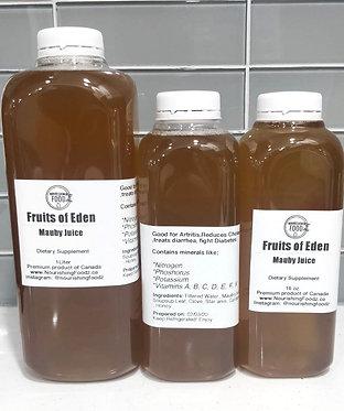 Mauby Juice
