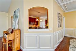Avanti View into Kitchen
