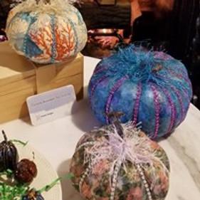Creative Mingle with Katri - Pumpkins
