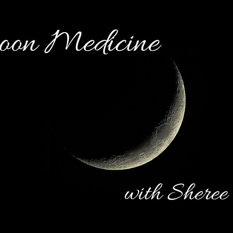 New Moon Meditation with Sheree