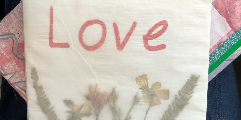 Love, Letters, Tea & Comfort