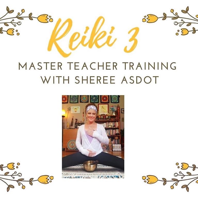 Reiki Master Training