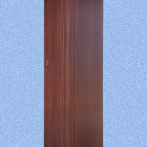 Latest Design  Interior MDF Heavy Pre-Drilled Wooden Door With Casing 86x34x1.5""