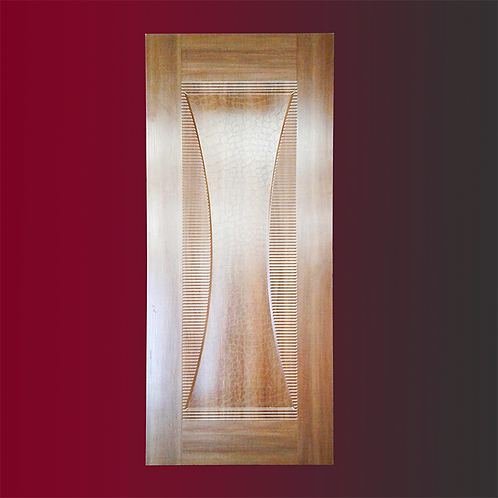 Pharaoh. Unique Design  3D Pre-Drilled Interior MDF Heavy Wooden Doors 86x34x1.5