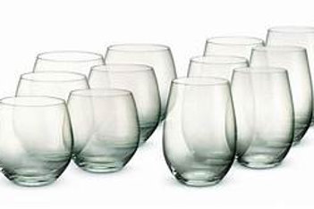 Stemless Wine Set of 12