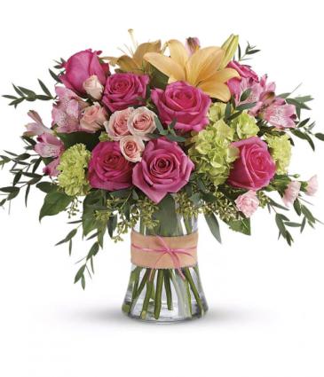 In Love Bush of Roses