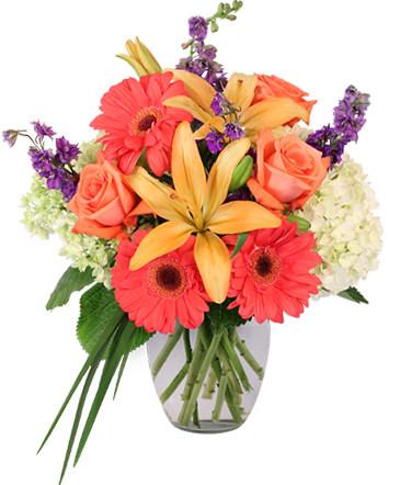 Aurora Bouquet