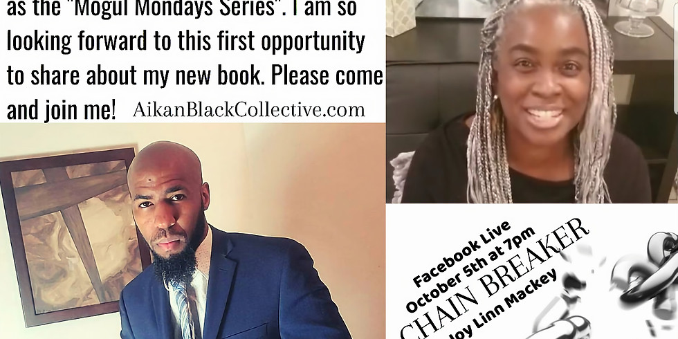 Interview Session: Maurice Rush to Interview Joy Mackey