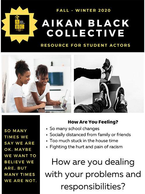 Resource for Student Actors