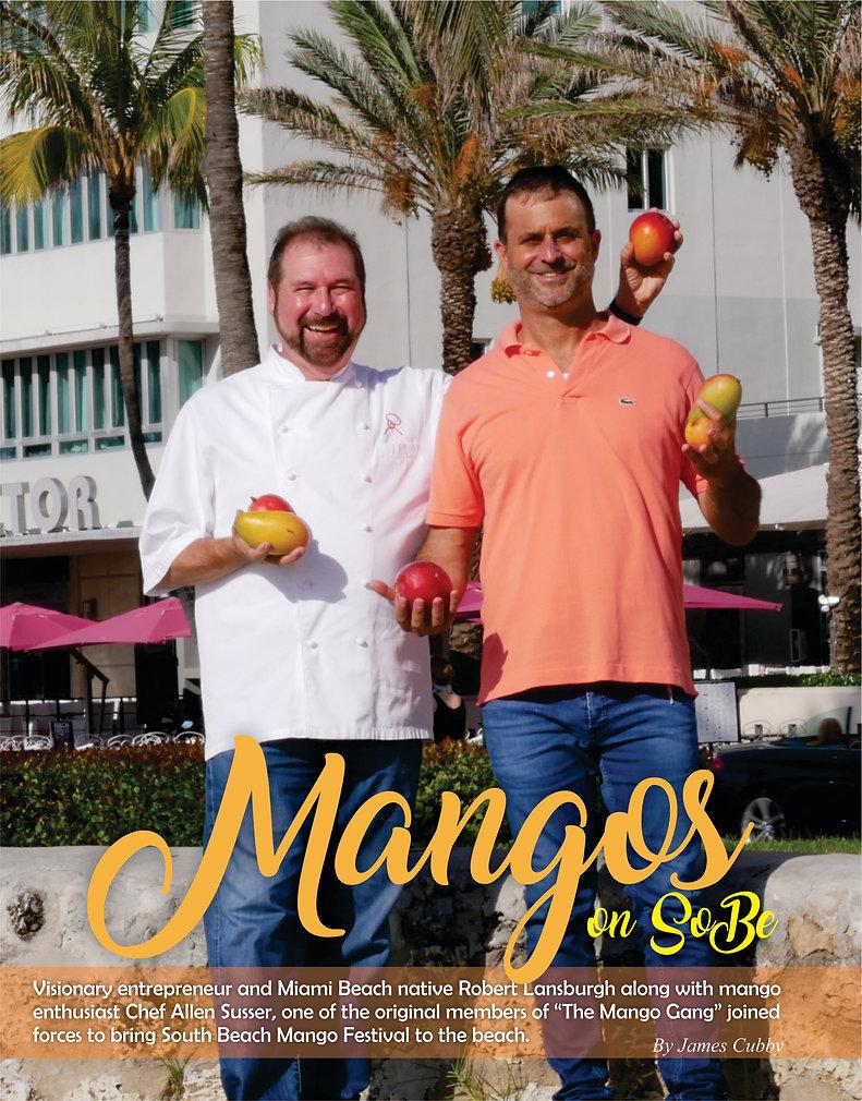 sout beach mango festival