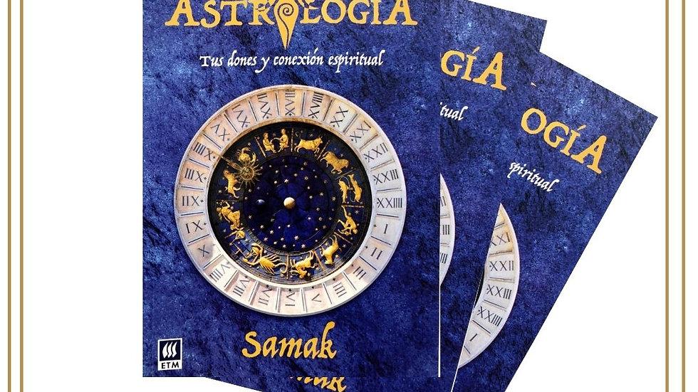 """Libro """"Astrología"""""""